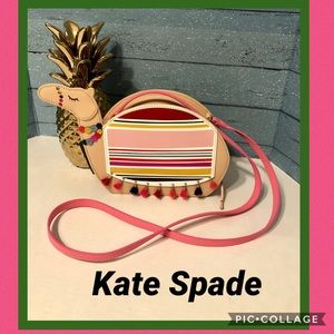 Kate spade Camel Crossbody Bag NWT